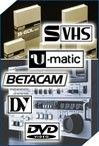 Video2000 Umatic Betamax BVU Digital Betacam Betacam Sp Dvcam